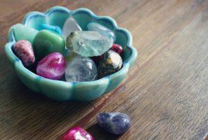 crystal healing Warrington